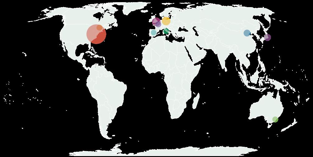 Мировые лидеры фитнес-индустрии по выручке