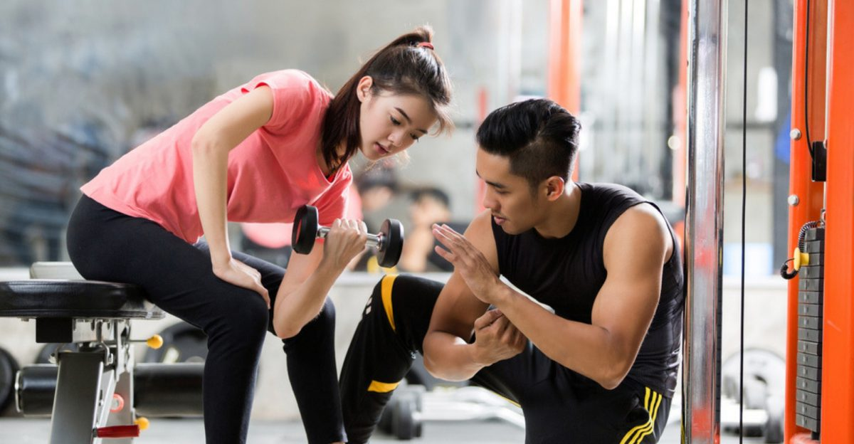 Фитнес в Китае