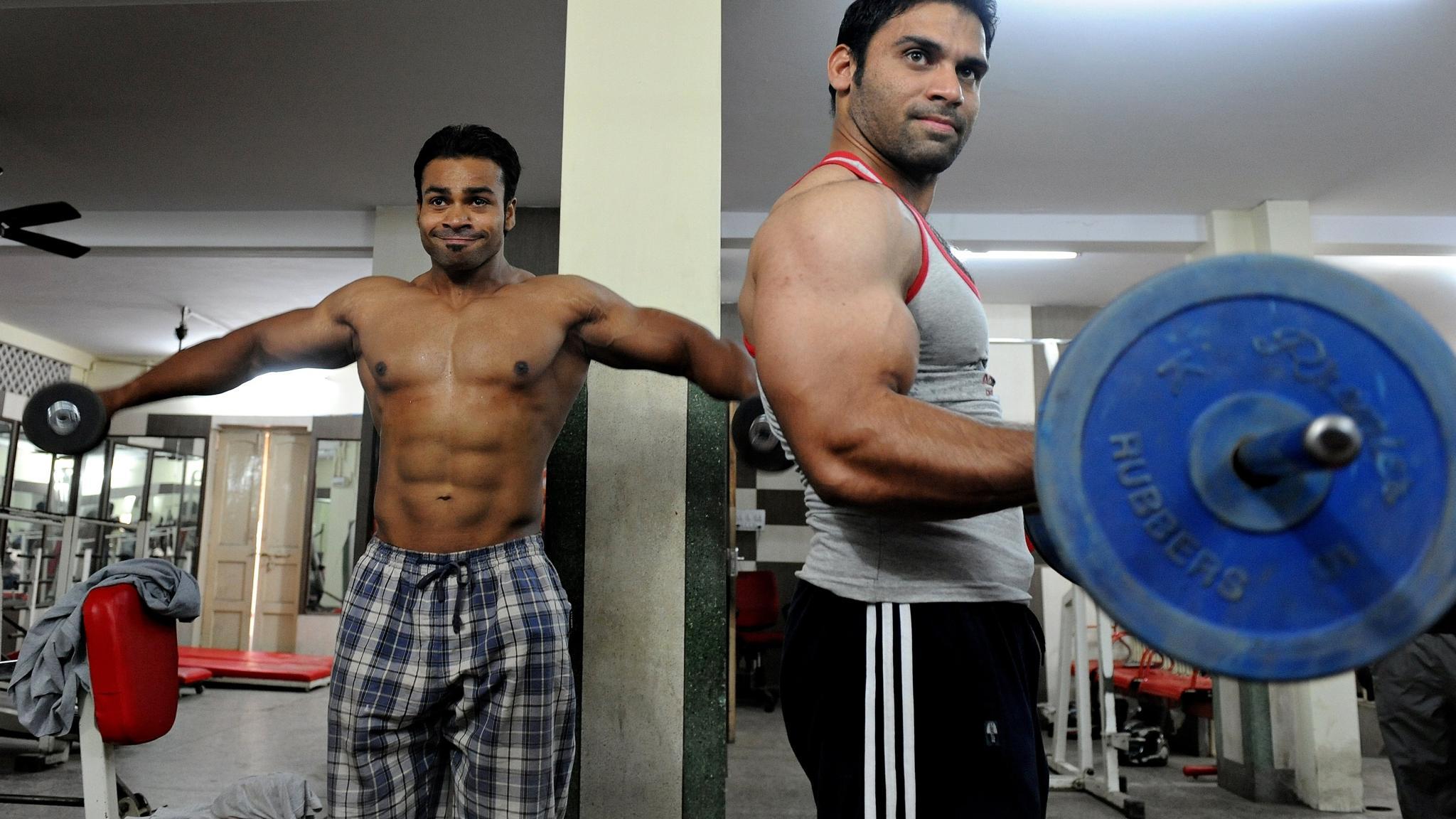 Фитнес в Индии