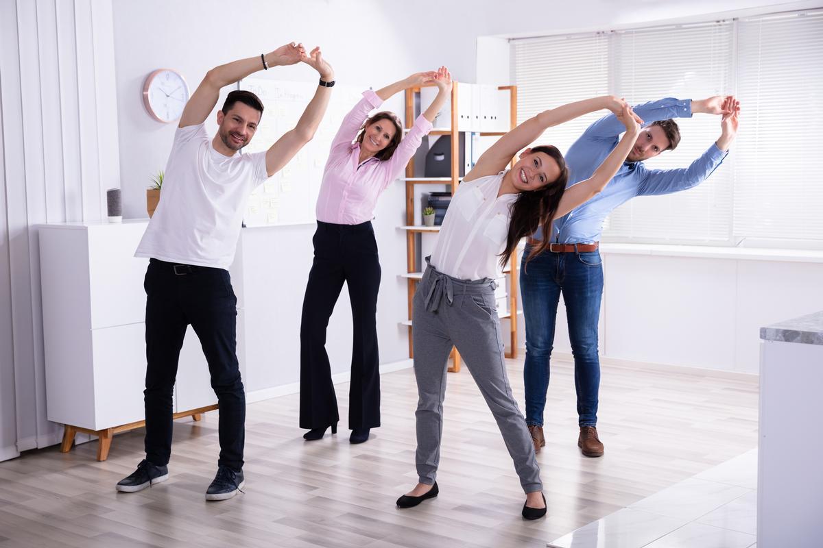Исследования физической активности