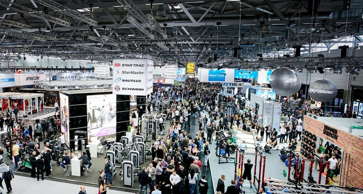 Фитнес-выставка