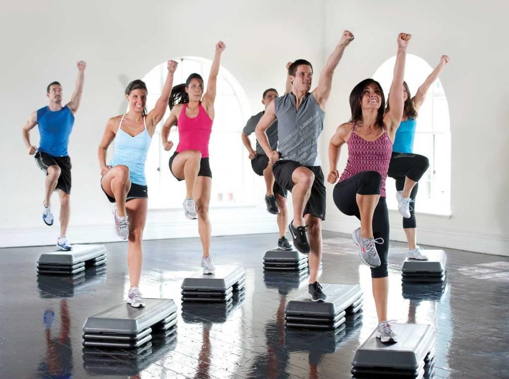 Виртуальный фитнес